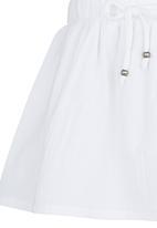 See-Saw - Cotton Skirt White