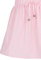 See-Saw - Cotton Skirt Pale Pink