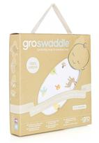 The Gro Company - Swaddle Woodland Friends Multi-colour