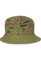 Billabong  - Bad Times Bucket Khaki Green