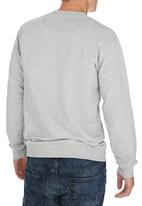 Only & Sons - Daxon Crew Neck Grey