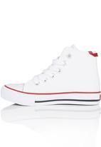 Levi's® - Hi-top White