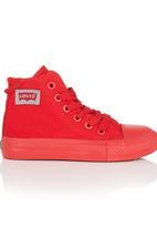 Levi's® - Mono Hi-top Red