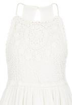 Billabong  - Hi-lo Summer Dress White