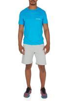 Erke - Erke Crew Neck T-shirt Dark Blue