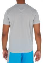 Erke - Erke Crew Neck T-shirt Pale Grey