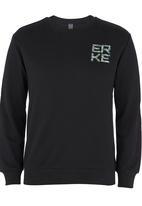Erke - Erke Pullover Sweatshirt Black