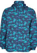Erke - Erke Casual Coat Dark Blue