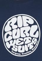 Rip Curl - Wettie Tee Navy
