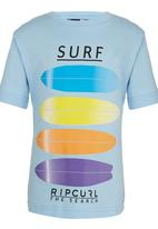 Rip Curl - Boards Tee Pale Blue