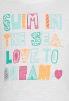 Rip Curl - Sea Dreaming Tee White