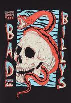Billabong  - Creep Tee Black