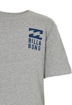 Billabong  - Club Cvc Tee Grey