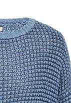Billabong  - Delta Knit Mid Blue