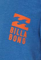 Billabong  - Club Cvc Tee Mid Blue