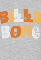 Billabong  - Whimsical Todds Tee Grey