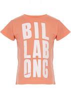 Billabong  - Bongo Todds Tee Coral