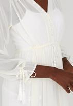 STYLE REPUBLIC - Tiered Maxi Dress Milk