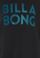 Billabong  - Glitter Bug Hoodie Black