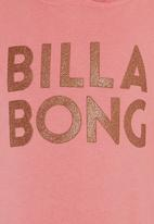 Billabong  - Glitter Bug Hoodie Coral