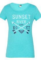 Roxy - Sunset River - Tee Green