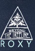 Roxy - Tide Rush - Hoodie Navy