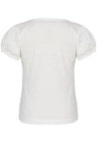 POP CANDY - T-shirt with Print White