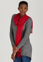 Dazzle - Basic Scarf Red