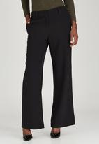 edit - Wide Leg Pants Black