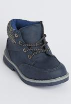 Awol - Boys  Boot Navy