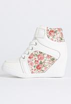 Rock & Co. - Dee Dee Sneaker White
