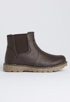 Rock & Co. - Kevin Boot Dark Brown