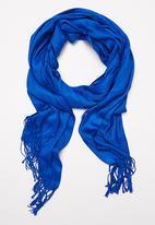 Dazzle - Basic Scarf Blue
