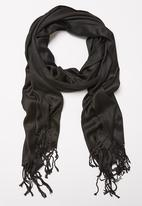 Dazzle - Basic Scarf Black