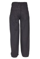 Twin Clothing - Cotton Pants Grey
