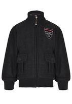 Twin Clothing - Jacket Dark Grey