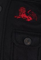 Twin Clothing - Jacket Black