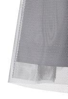 Rebel Republic - Mesh Skirt Grey