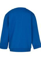 Quiksilver - Knee High Toddlers - Sweater Top Mid Blue