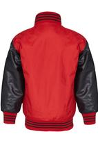 Twin Clothing - Bomber Jacket Red