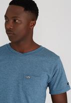 Lee  - Honcho T-Shirt Blue