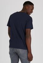 Lee  - Honcho T-Shirt Navy