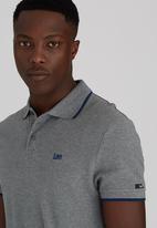 Lee  - Icon Polo Grey