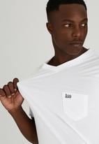 Lee  - Honcho T-Shirt White