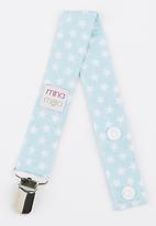 Mina Moo - Stars Dummy Clip Pale Blue