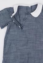 Bounty Mini Wear - Chambray Classic Dress Blue