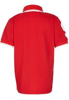 POP CANDY - Golfer T-shirt Red
