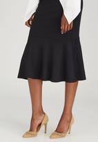 edit - Flute Skirt Black