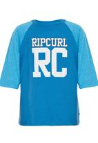 Rip Curl - Rc Raglan Mid Blue