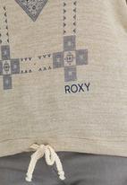 Roxy - Cozy On Up Tee Beige